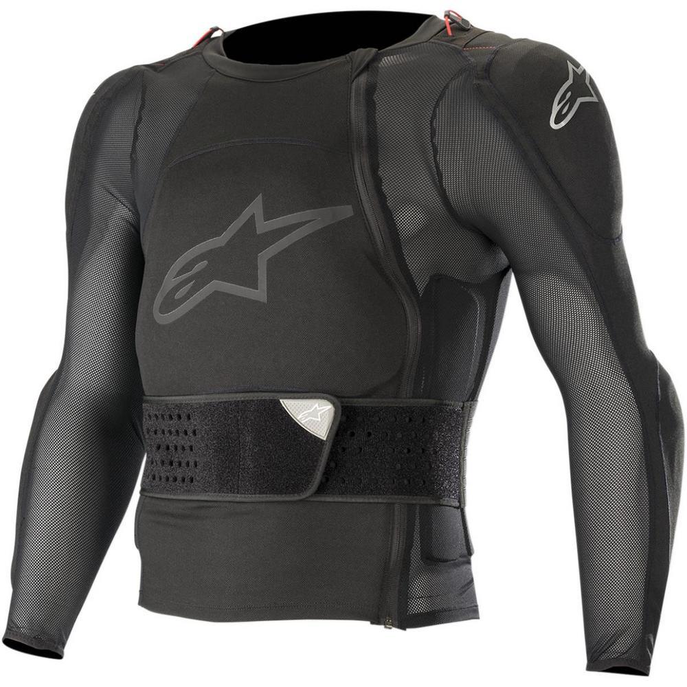 Alpinestars Sequence Long-Sleeve Jacket Long-Sleeve (Black, Large)