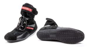 Pyrotech Racing Black Size 8 Driving High-Top Sport Series Shoes P/N X48080