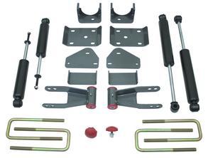 MaxTrac Suspension 202150 Lowering Kit Box Fits 02-08 Ram 1500