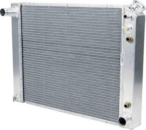 Allstar Performance GM F-Body 1970-81 Radiator 26 x 19-1/2 x 2-1/4 in P/N 30301