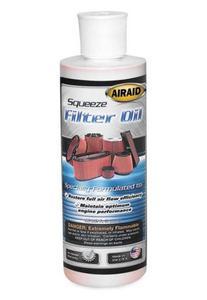 AIRAID AIR-790-555 Air Filter Oil - Squeeze Oil Red - 8oz.