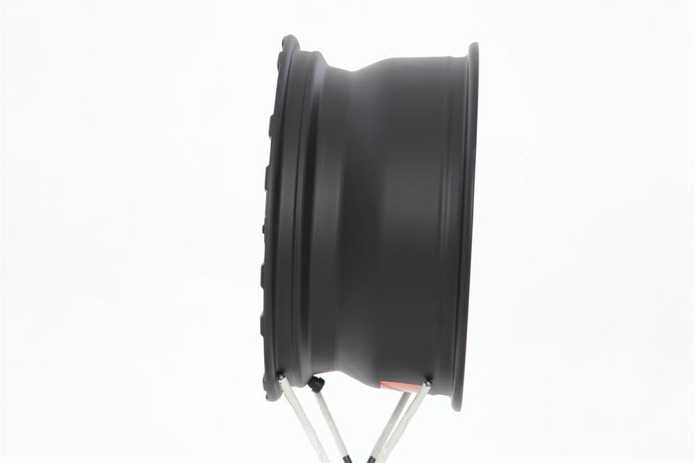"Pro Comp 5001-7982 Xtreme Alloys Black 17X9 Bolt Pattern 8x6.5"" Back Space 4.75"""