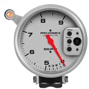 AutoMeter 6854 Ultra-Lite Dual Range Tachometer