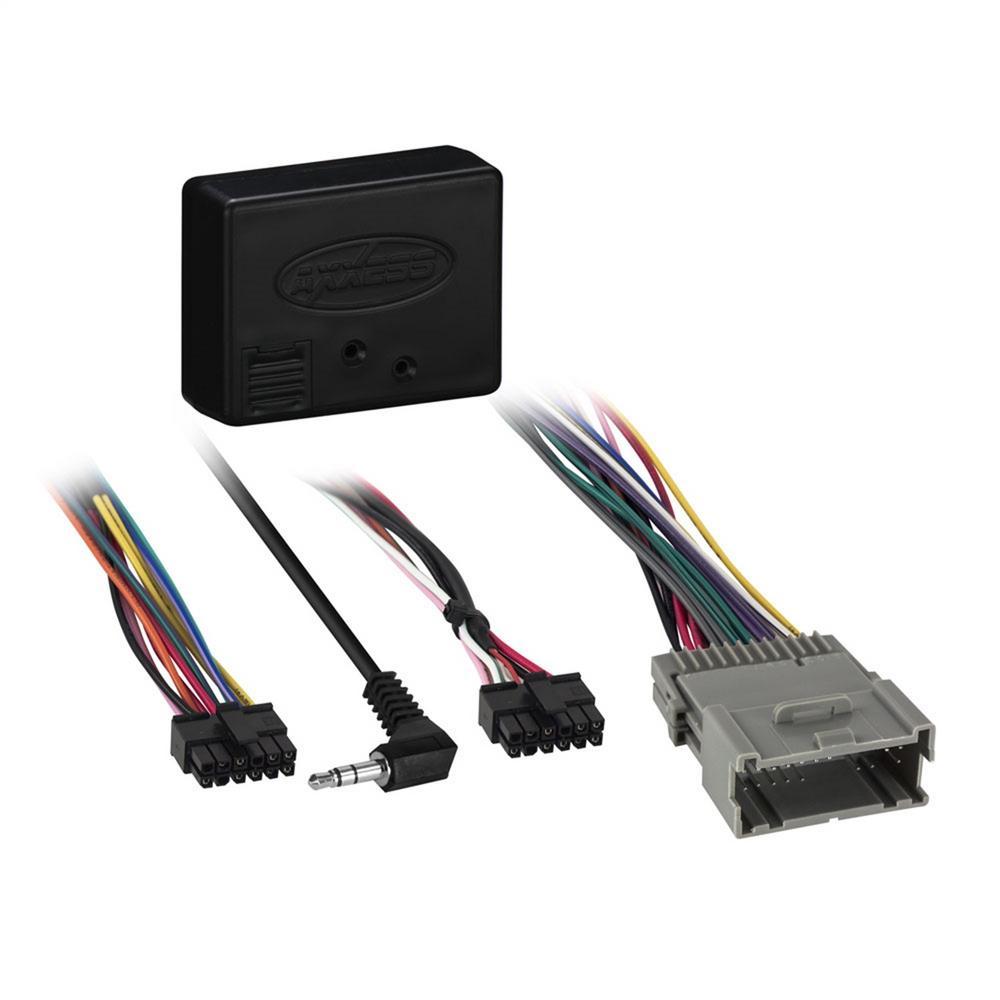 Metra XSVI-2103-NAV XSVI-NAV Interface Fits Cobalt Equinox G6 Malibu Torrent