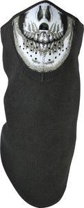 Zan Headgear Neodanna Fleece Windbreaker Skull Black WNEO113W
