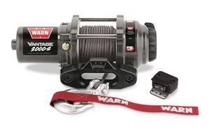 Warn 89021 Vantage 2000-S Winch