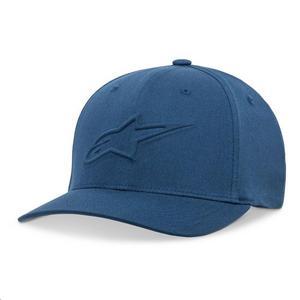 Alpinestars Ageless Emboss Hat (Blue, Large - X-Large)