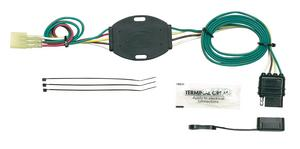 Hopkins Towing Solution 41245 Plug-In Simple Vehicle To Trailer Wiring Harness