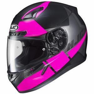 HJC CL-17 Boost Helmet Semi-Flat Pink (MC-8SF) (Pink, X-Small)