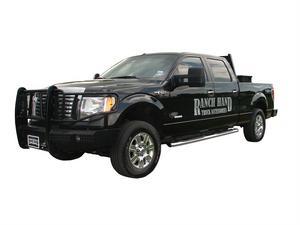 Ranch Hand FSF09HBL1 Summit Series Front Bumper Fits 09-14 F-150