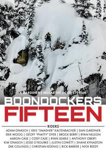 Boondockers BOONDOCKERS 15 Boondockers 15 Snowmobile Action Video DVD