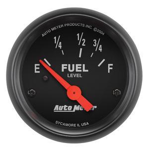 AutoMeter 2642 Z-Series Electric Fuel Level Gauge
