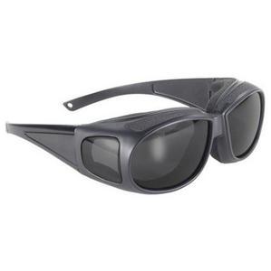 Pacific Coast Sunglasses Kickstart Defender Sunglasses Black / Black Lens (Black, OSFM)