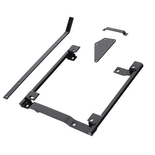 Smittybilt 49901 Front Seat Adapter 97-02 Wrangler (TJ) Passenger Side  No Drill