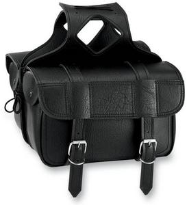 All American Rider 3015 Flap-Over Saddlebag - 11in.L x 6in.W x 9.5in.H