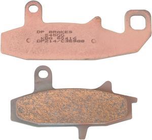 DP Sintered HH Front Or Rear Brake Pads DP214