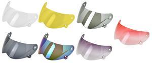 Biltwell Inc Lane Splitter Helmet Shield Lens Windscreen Gradiant Smoke