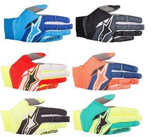 Alpinestars Adult Motorcycle MX ATV Gloves Aviator Yellow/Black M