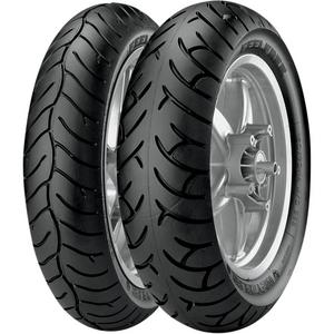 Metzeler 1659800 Feelfree Scooter Front Tire - 110/70-16