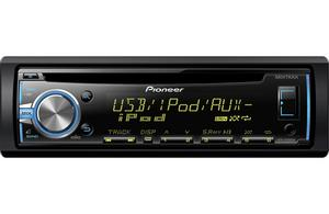 Pioneer DEH-X3800UI CD receiver (refurbished)