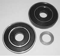 Composite Rotor Clamping Plate Set - Lt Truck - 3-Pc