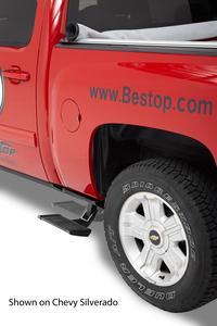 Bestop TrekStep, Side-mount, driver side Dodge Ram 1500; 2500; 3500