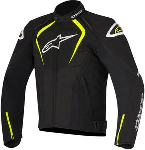 Alpinestars Adult Motorcycle Waterproof Drystar Hi-Vis T-Jaws Jacket Size 4XL