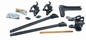 Pro Series 49586 Pro Series SC Trunnion Bar Weight Distribution Kit