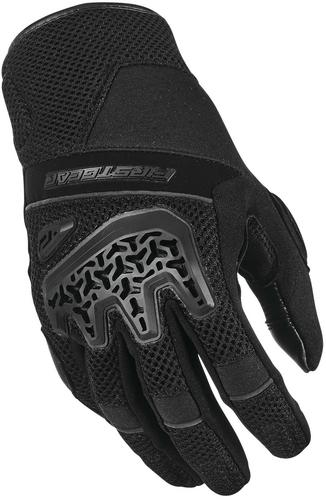 Firstgear Airspeed Womens Gloves (Black, X-Small)