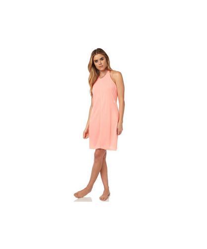 Fox Diviner Womens Dress Melon (Pink, X-Large)