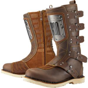 Icon 1000 Elsinore HP Boots (Brown, 10.5)