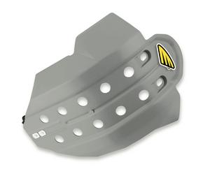 Cycra Full Armor Skid Plates Grey For Suzuki RMZ 450 1CYC-6241-80