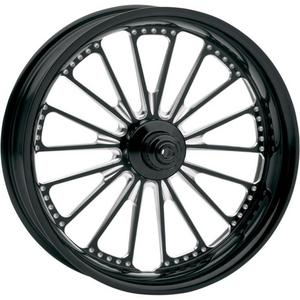 RSD 12707814RDOM-BM Domino Rear Wheel - 18x5.5 - Contrast Cut