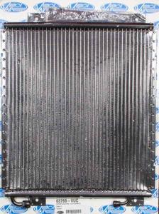 VINTAGE AIR Vertical Air Conditioning Condenser P/N 03769-VUC