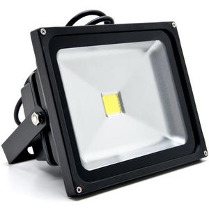 Biltek 30W LED Flood Light Cool White High Power Outdoor Spotlights Industrial Lighting Home Security Lighting Outdoor House Business Surveillance Safety Wall Washer High Building Billboard Garden