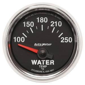 AutoMeter 3837 GS Electric Water Temperature Gauge