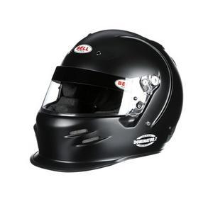 BELL Matte Black Snell SA2015 Ultra Series Dominator.8 Helmet P/N 1312011