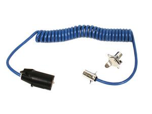 Blue Ox BX88254 Coiled Cable Extension