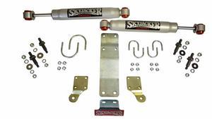 Skyjacker 9206 Steering Stabilizer Dual Kit Fits 07-18 Wrangler (JK)