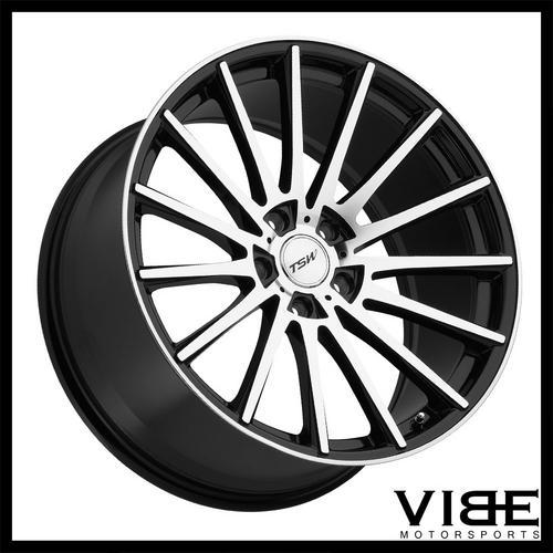 19 tsw chicane machined concave wheels rims fits Benz C200 2011 19 tsw chicane machined concave wheels rims fits benz w204 c250 c300 c350