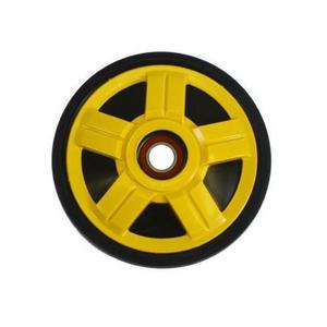 PPD Group 04-400-19 Idler Wheel - 180mm x 20mm - Yellow