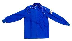Crow Enterprises Blue Youth Medium Driving Jacket P/N 25123