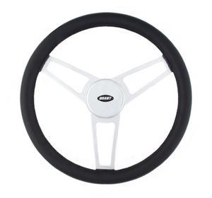 Grant 1900 Billet Series Leather Wheel