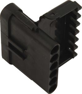 QUICKCAR RACING PRODUCTS 6 Pin Male Weather Pack Sealed Connector P/N 50-361