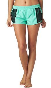 Fox Vented Womens Boardshorts Sea Foam (Green, X-Small)