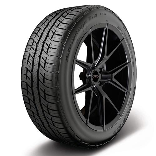 255/55ZR18 R18 BF Goodrich BFG Advantage T/A LT 109V XL Tire