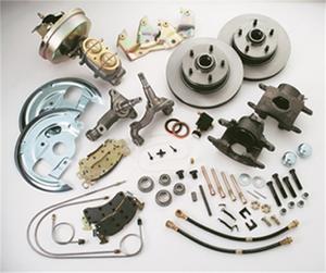 SSBC Performance Brakes A123-1 Drum To Disc Brake Conversion Kit