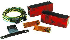 Wesbar 007509 Trailer Light Kit