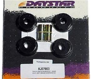Daystar KJ03002BK Control Arm Bushing Kit Fits 84-01 Cherokee (XJ) Comanche