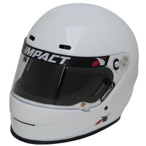 IMPACT RACING Large White 1320Helmet P/N 14515509